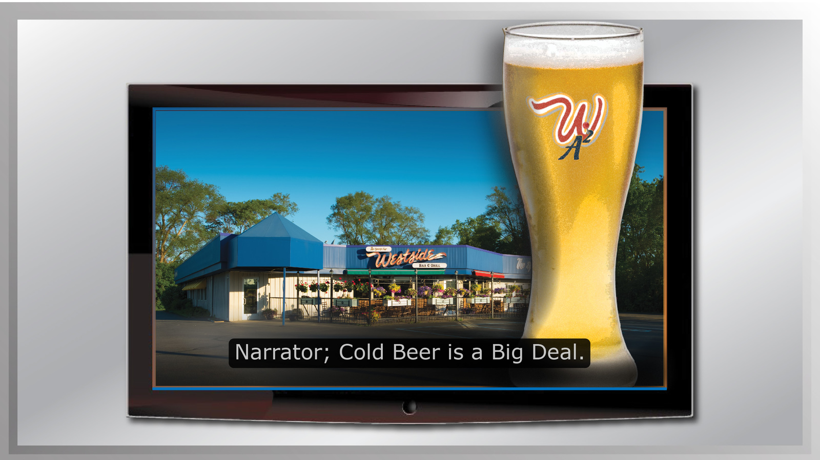 Cold Beer is a Big Deal!